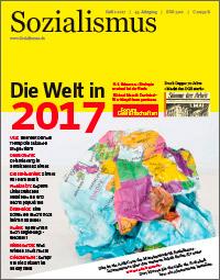Sozialismus, Ausgabe 1/2017