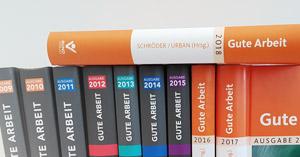 Zehn Jahre Jahrbuch Gute Arbeit